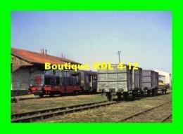 AL 402 - Train - Locotracteur CFD N° 9 - THORIGNE SUR DUE - Sarthe 72 - M-St-C - - France