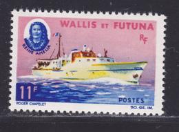 "WALLIS ET FUTUNA N°  171 ** MNH Neuf Sans Charnière, TB (D8330) Bateau ""Reine Amélia"" - 1965 - Wallis-Et-Futuna"