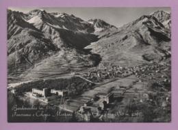 Bardonecchia - Panorama E Colonia Montana (Sfondo Colle Della Rho) - Italia