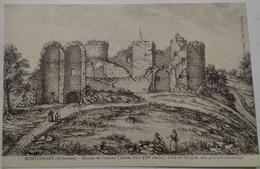 CPAC60 - MONTCORNET - RUINES DE L'ANCIEN CHATEAU FORT - France