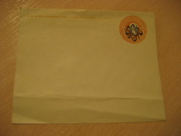 5 Centavos Overprinted Postal Stationery Cover MEXICO Mejico - Mexiko