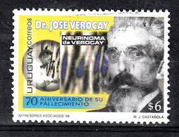 Uruguay 1998 Mi Nr 2427  José Verocay - Uruguay