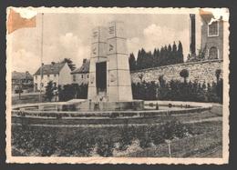Montzen - Monument Aux Morts 1914-18, 1940-45 - Blieberg