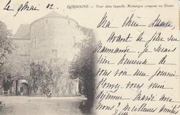 24 - Sarlat-la-Caneda? - Tour Dans Laquelle Montaigne Compose Ses Essais - Sarlat La Caneda