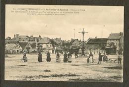 CP-St-Chély-d'APCHER-LOZERE - Champ De Foire - Saint Chely D'Apcher