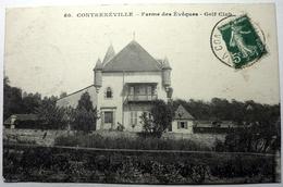 FERME DES ÉVÊQUES - GOLF CLUB - CONTREXÉVILLE - Vittel Contrexeville