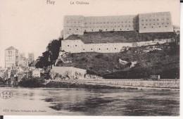 HUY - Le Château ( Dos NON Divisé ) - Hoei