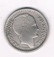 20 FRANCS 1949 ALGERIJE /0715/ - Algérie