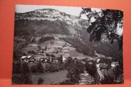 ENTREMONT --- Le  Champey ,Le Regard Et La Montagne Des Auges - France