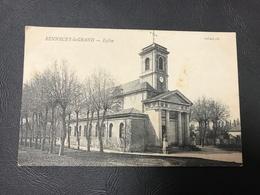 SENNECEY LE GRAND Eglise - France