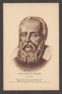 91414/ Galileo Galilei, GALILÉE, Mathématicien, Géomètre, Physicien Et Astronome - Célébrités