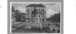 Chalon Sur Saône.Boulevard De La République.Monument De La Défense - Chalon Sur Saone