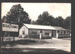 Membre-sur-Semois / Membre-sur-Semoy - Café Français - Route De Gedinne - éd. Atmo - 1959 - Vresse-sur-Semois