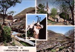 LES HAUTES ALPES - L'ARGENTIERE LA BESSEE - SOUVENIR. - L'Argentiere La Besse