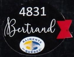 Fruits & Vegetables - Bertrand Aliments Québec (*) (FL4831) - Fruits & Vegetables