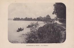 BONNIERES SUR SEINE - Les Pêcheurs - Bonnieres Sur Seine