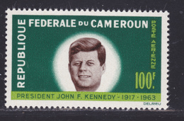 CAMEROUN AERIENS N°   63 ** MNH Neuf Sans Charnière, TB (D8347) Kennedy - 1964 - Cameroon (1960-...)