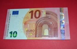 10 EURO - E001 G4 - OBERTHUR - E001 G4 - EA1092444445 - UNC - FDS - NEUF - EURO