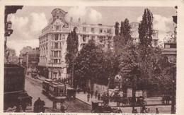 ROUMANIE . BUCAREST. BUKAREST. CPA. HOTEL ATHÉNÉE PALACE. ANNEE 1919 - Rumänien
