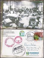 Immigration Européenne En Argentine - Immigrants - Reproduction De Photos Circa 1915 - Argentina