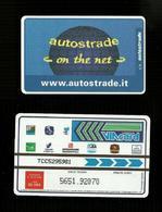 N. 248 Cat. Viacard - Autostrade On The Net Da Lire 50.000 Technicard - Italië