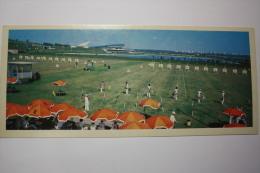 MOSCOW ARCHERY FIELD AT KRYLATSKOYE - OLD USSR PC 1981 Arch - Tir à L'Arc