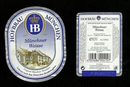 Etichetta - Birra Munchen - Birra
