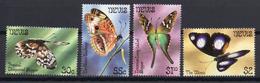 1983 - NEVIS - Catg.. Mi. 90/93 - NH - (UP.207.20) - Tanzania (1964-...)