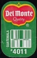Fruits & Vegetables -  Del Monte, Guatemala (*) (FL4011-14) - Fruits & Vegetables
