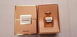 MINIATURE PARFUM  CHANEL  ALLURE Parfum 1,5ml Boite GM 2ème Version - Miniatures Womens' Fragrances (in Box)