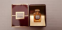 MINIATURE PARFUM  CHANEL  ALLURE SENSUELLE Parfum 1,5ml NEUF - Miniatures Womens' Fragrances (in Box)