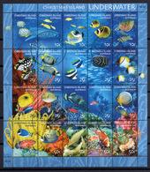 2004 - CHRISTMAS ISLAND - Catg.. Mi. 1931/1939 - USED - (UP.207.21) - Christmas Island