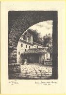ITALIA - ITALY - ITALIE - Assisi - Eremo Delle Carceri 1940, Di  Dandolo Bellini - Not Used - Cartoline