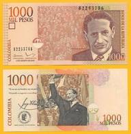 Colombia 1000 Pesos P-456 2016 UNC - Colombia