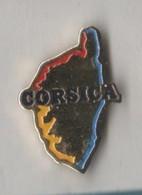 3 Pin's La Corse - Städte