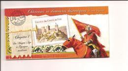 Carnet France  N° BC 714 ** Châteaux Et Demeures N° 1 - Usage Courant