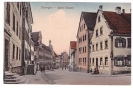 ELLWANGEN - SPITAL-Strasse (carte Animée) - Ellwangen