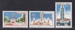 SENEGAL N°  242 à 244 ** MNH Neufs Sans Charnière, TB (D8352) Monuments Religieux -1964 - Sénégal (1960-...)