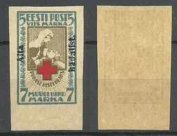FAUX Estland Estonia 1923 Michel 47 B MNH FAKE Fälschung - Estonie
