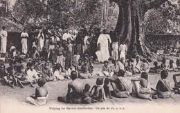 TRINCOMALIE  --  RICE DISTRIBUTION -- RIZ - Sri Lanka (Ceylon)
