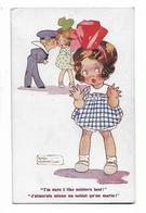"""Agnes  Richardson   -  """" I,m  Sure  I  Like  Soldiers  Best !  """"  """" J,aimerais  Mieux  Un  Soldat  Qu,un  Marin  !   """" - Illustrateurs & Photographes"""