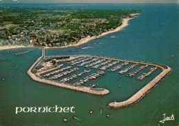 Dep 44 , Cpm PORNICHET , Le Port En Eau Profonde (beau Timbre , 2.20 , Lens) (D09.4297) - Pornichet