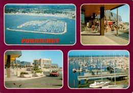 Dep 44 , Cpm PORNICHET , B 435 , Multivues , Le Port De Plaisance (D09.4301) - Pornichet