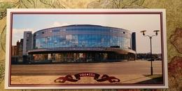 Russia. Ufa. Ice Palace - Sport Palace   - Modern Postcard - Hockey - Rare! - Sports D'hiver