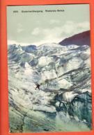 VARR-30 Gletscherübergang Riederalp-Belalp, Traversée De Glacier. Belebt. Nicht Gelaufen. Phototypie 890 - VS Valais