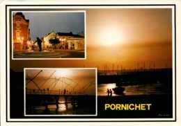 Dep 44 , Cpm PORNICHET , Editions Andréa , Multivues  (D09.4323) - Pornichet