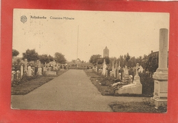 Adinkerke   --cimetière Militaire - De Panne