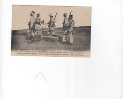 Maroc CAMPAGNE DU RIF-Sur CPA-   113-Evénements De La Frontière Algero-Marocaine-Equipe De Sapeurs Indigènes - Maroc (1891-1956)