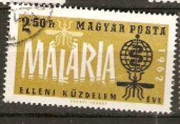 Hungary  1962  SG 1816  Malaria Fine Used - Used Stamps