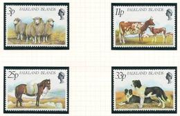 Falkland Islands, 1981 Farm Animals - MNH - AT-41 - Falklandeilanden